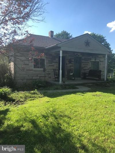 Fulton County Single Family Home For Sale: 23341 Great Cove Road