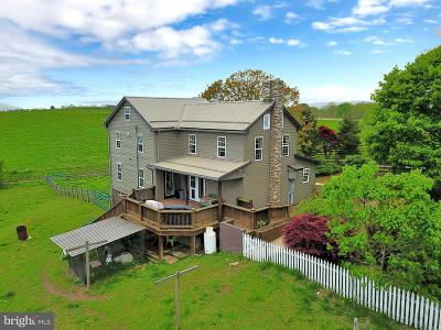 Fulton County Single Family Home For Auction: 3466 Breezy Point Road