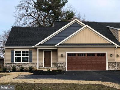 Strasburg Single Family Home For Sale: 216 Lancaster Avenue