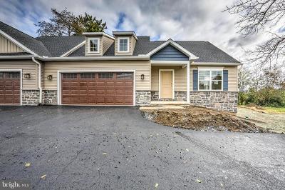 Strasburg Single Family Home For Sale: 214 Lancaster Avenue