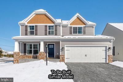 New Holland Single Family Home For Sale: 422 Jared Way #LOT 26