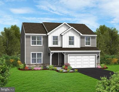 New Holland Single Family Home For Sale: 418 Jared Way #LOT 28