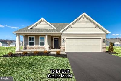 New Holland Single Family Home For Sale: 416 Jared Way #LOT 29