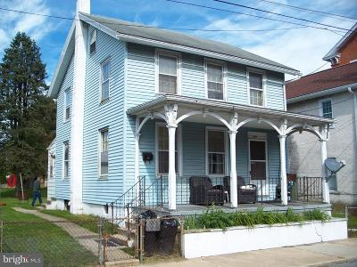 Christiana Single Family Home Under Contract: 107 E Slokom Avenue