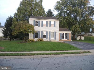 Lancaster County Single Family Home For Sale: 2557 Split Rail Drive