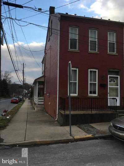 Columbia Single Family Home For Sale: 854 Wright Street