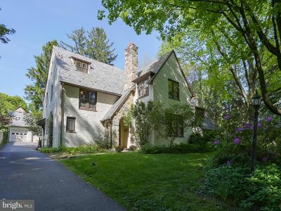 Lancaster Single Family Home For Sale: 1303 Hillside Drive
