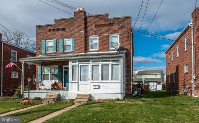 New Holland Single Family Home For Sale: 227 Locust Street