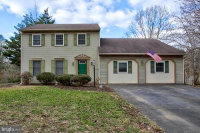 Single Family Home For Sale: 2 Jamestown Court