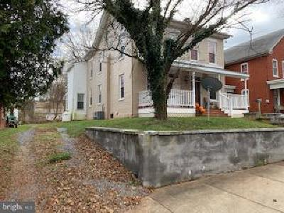 Single Family Home For Sale: 246 S State Street