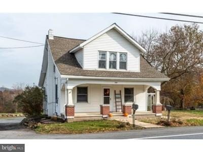 Reinholds Single Family Home For Sale: 330 W Route 897