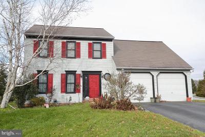 Lancaster Single Family Home For Sale: 1843 Krystle Drive