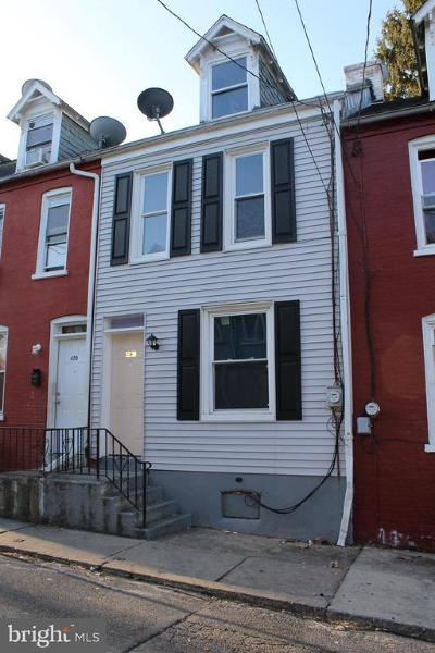 Lancaster PA Townhouse For Sale: $69,900