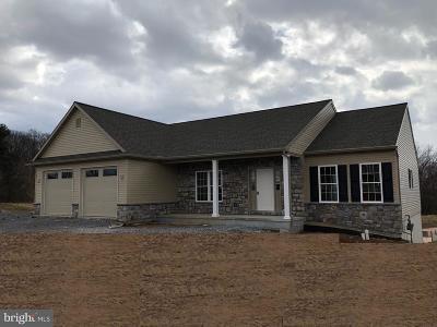Elizabethtown Single Family Home For Sale: 13 Stoneybrook Lane