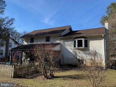 Strasburg Single Family Home For Sale: 924 N Old Road