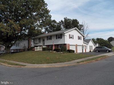Lititz Single Family Home Active Under Contract: 549 Golden Street