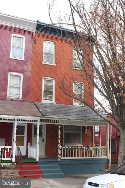 Lancaster Multi Family Home For Sale: 513 S Shippen Street