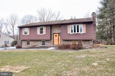 Lancaster Single Family Home Under Contract: 994 Millersville Road
