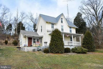Peach Bottom Single Family Home For Sale: 154 Black Barren Road