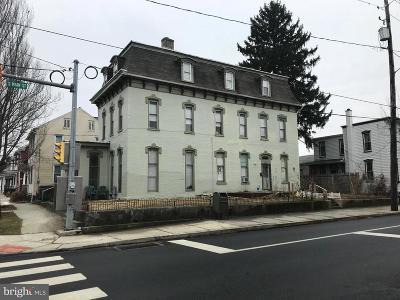 Manheim Multi Family Home For Sale: 2 W Stiegel Street