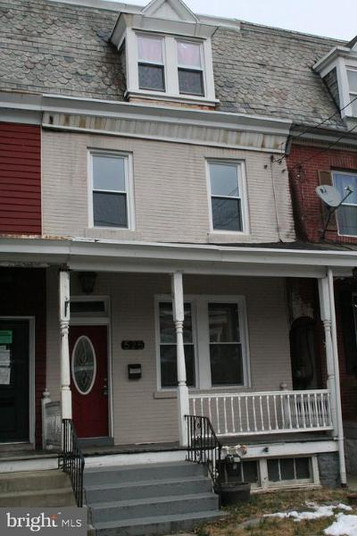 Lancaster PA Townhouse For Sale: $165,000