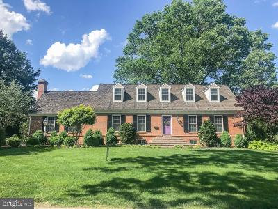 Lancaster Single Family Home For Sale: 1409 Newton Road