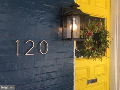 Lancaster Single Family Home For Sale: 120 S Ann Street