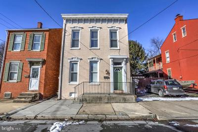 Single Family Home For Sale: 705 Walnut Street