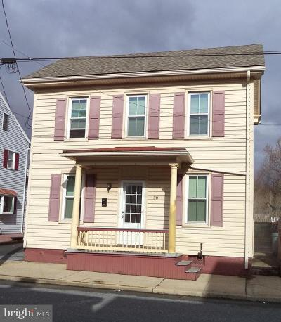 Manheim Single Family Home For Sale: 20 W Gramby Street