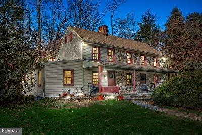 Quarryville Single Family Home For Sale: 1272 Mount Pleasant Road