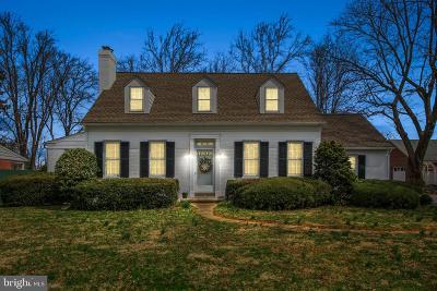 Lancaster Single Family Home For Sale: 1563 Hillcrest Avenue