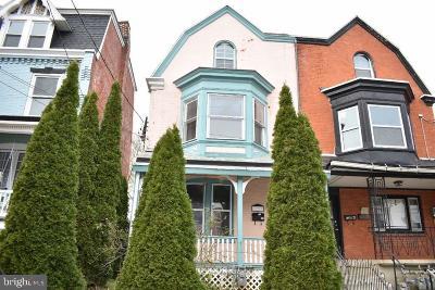 Lancaster Multi Family Home For Sale: 22 N Broad Street