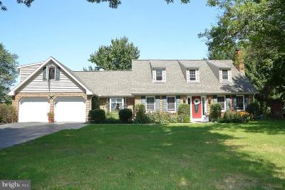Lancaster County Single Family Home For Sale: 1400 Cider Press Road