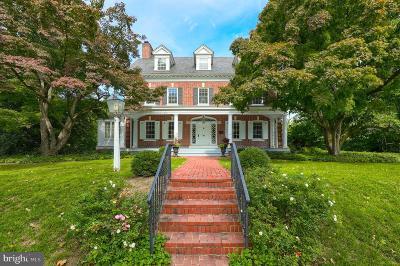 Lancaster Single Family Home Active Under Contract: 1103 Wheatland Avenue