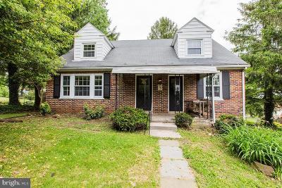 Lancaster Single Family Home For Sale: 724 Rohrer Avenue