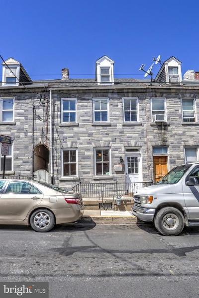 Lancaster County Townhouse For Sale: 607 Saint Joseph Street