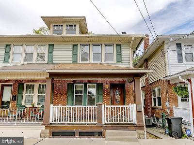 Mount Joy Single Family Home Under Contract: 329 W Donegal Street