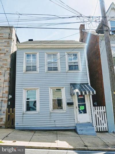 Lancaster PA Single Family Home For Sale: $20,000