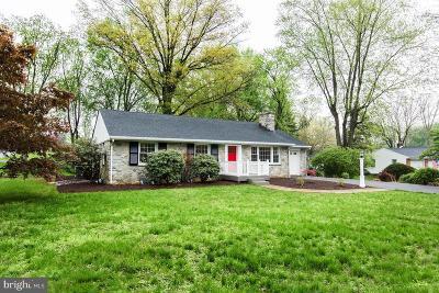 Lancaster Single Family Home For Sale: 1467 Eden Road