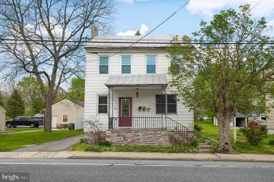 Single Family Home For Sale: 2829 Willow Street Pike