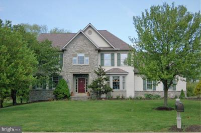 Manheim Single Family Home For Sale: 1405 Chadwyck Lane