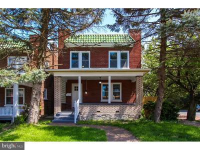 Lancaster Single Family Home For Sale: 237 S West End Avenue