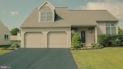Single Family Home Under Contract: 80 Misty Lane