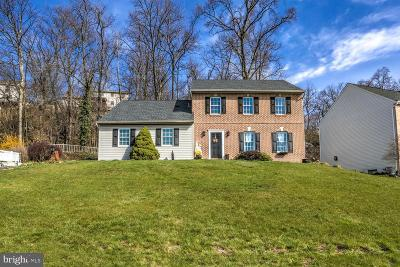 Columbia Single Family Home For Sale: 474 Lancer Drive