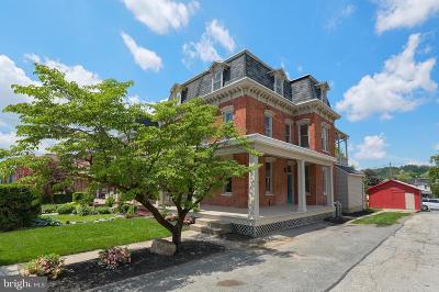 Single Family Home For Sale: 319 Chestnut Street