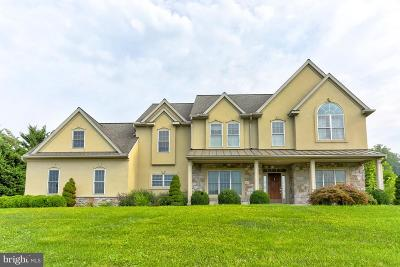 Gap Single Family Home For Sale: 842 Hidden Hollow Drive