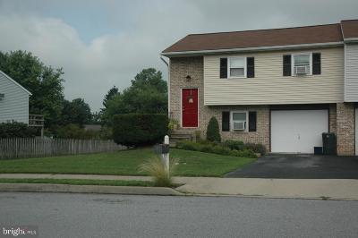 Strasburg Single Family Home Under Contract: 134 Robert Evans Way