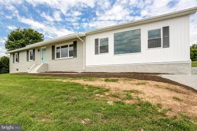 New Providence Single Family Home For Sale: 183 Sigman Road