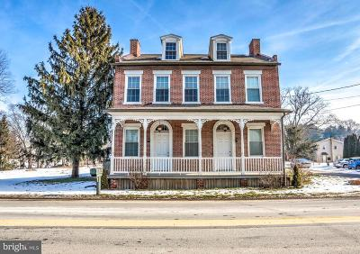 Washington Boro Single Family Home For Sale: 1920 Water Street