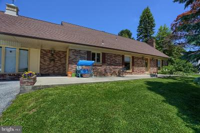 Willow Street Single Family Home For Sale: 105 Penn Grant Road